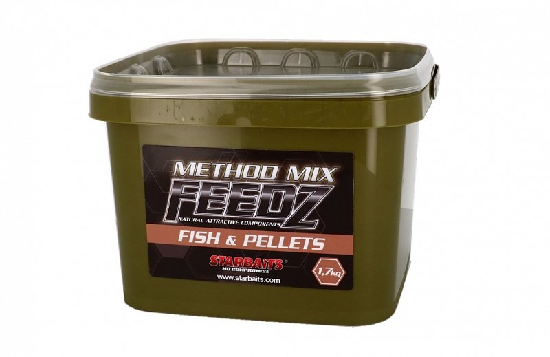 Starbaits Method Mix Feedz 1,7kg